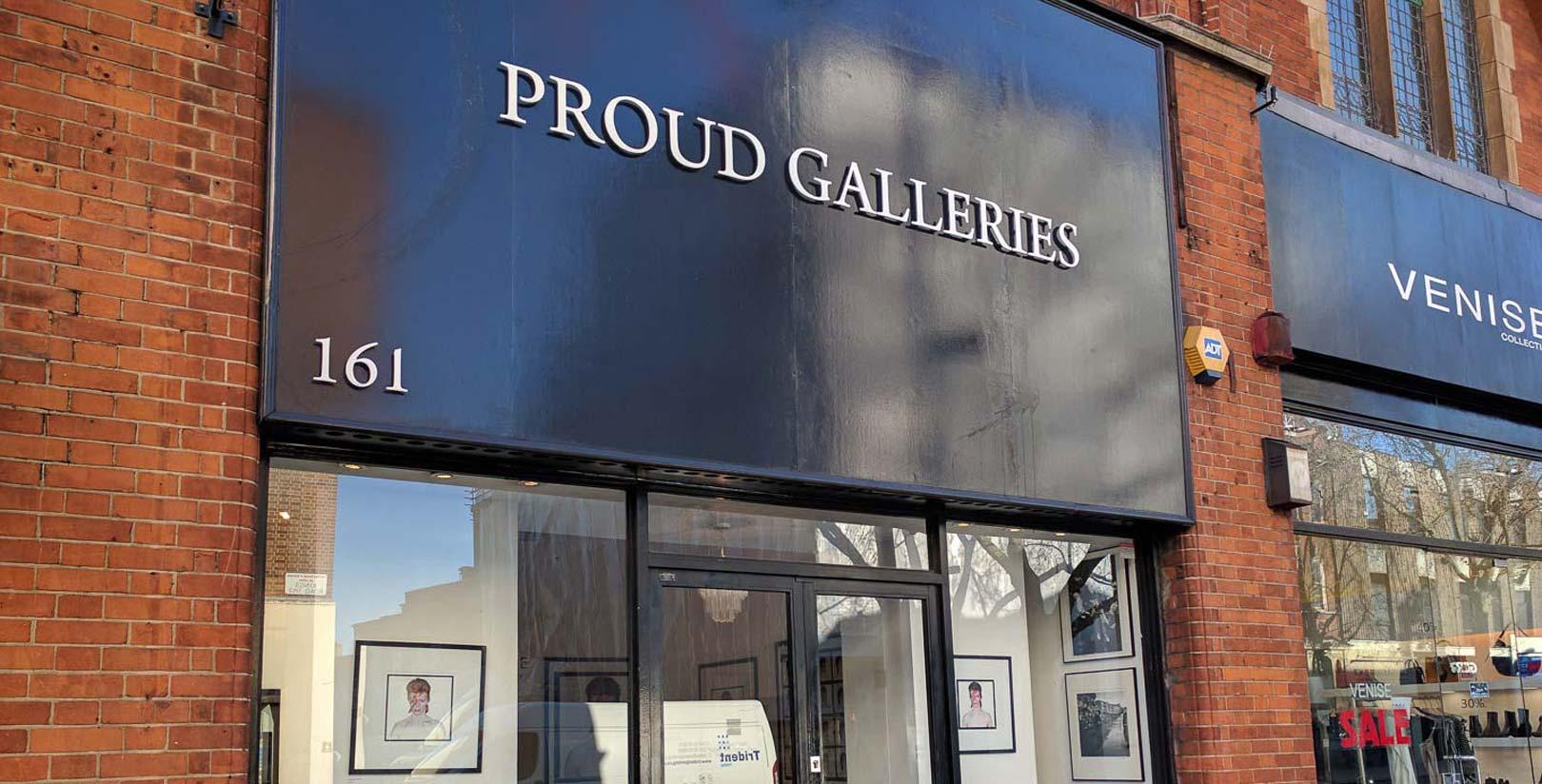 Proud Gallery