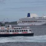 Oriana and Trident Marine
