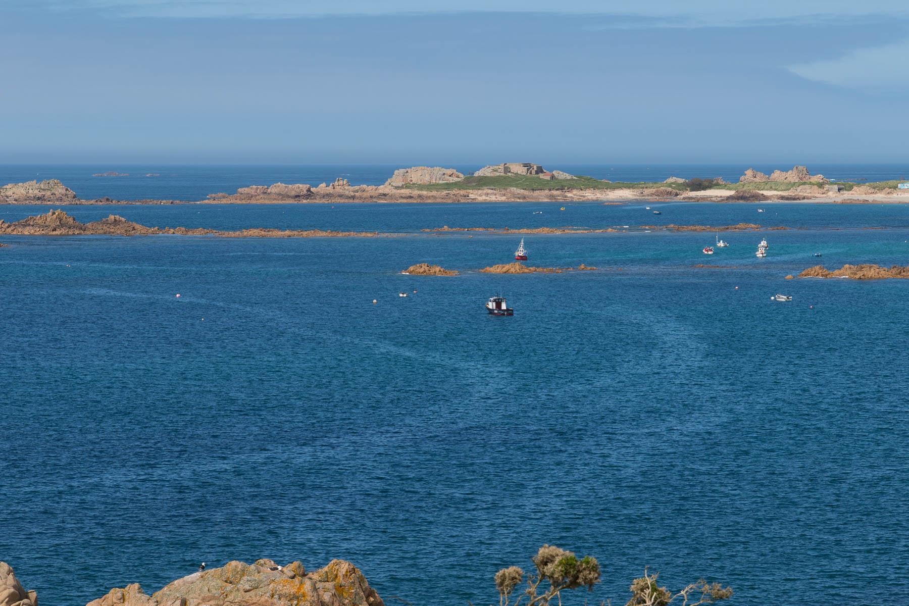 Cobo Bay, Guernsey