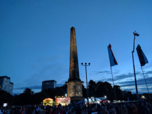 TRNSMT Festival at Glasgow Green