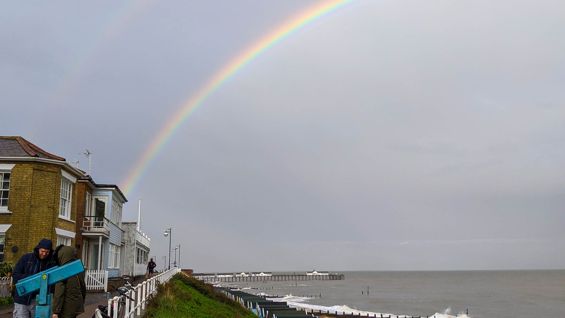 Southwold rainbow